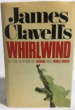 James Clavell  WHIRLWIND Hardcover 1st Edition