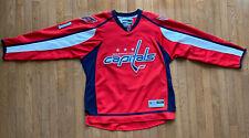 Washington Capitals Reebok Brooks Laich #21 Autographed Jersey Size XL