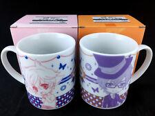 Karneval Mug Cup set of 2 official Ani-Kuji Nai Gareki Yogi Hirato