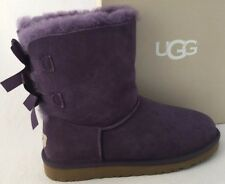 UGG Australia BAILEY BOW SHORT Boots BIG Kids 6 Fits WOMEN US7.5 #3280