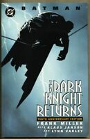 GN/TPB Batman Dark Knight Returns Collected 10th Anniversary Edition vg+ 4.5
