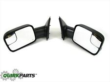 Dodge Ram Power Trailer Tow Towing Mirrors 1500 2500 3500 MOPAR GENUINE OEM NEW