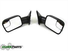 mopar car truck exterior mirrors dodge ram power trailer tow towing mirrors 1500 2500 3500 mopar genuine oem new