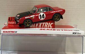 Scalextric U10247S300 Lancia Fulvia 1.6 HF #14 Monte Carlo S.MUNARI-M.MANNUCCI