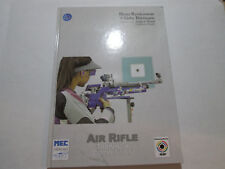 New Release! MEC Air Rifle Training and Competition book!