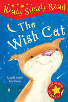 """""""AS NEW"""" The Wish Cat (Ready Steady Read), Scamell, Ragnhild, Book"""