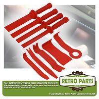Trim Panel Remover Tool Kit for Opel Senator A. Interior Exterior Dash etc