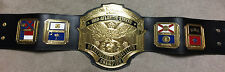 Mid-Atlantic States Heavyweight Championship Belt Roddy Piper Ric Flair