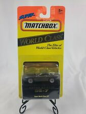 1993 Super Matchbox World Class Aston Martin Db-7 Car #37, No.11790