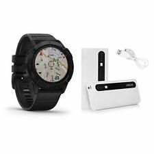 Garmin Fenix 6X Pro GPS Multideporte Reloj - Aibocn Batería Lote 010-02157-00