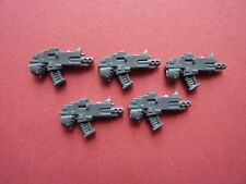 Space Marine Mark III (3) 5 X PHOBOS BOLTERS - Burning of Prospero