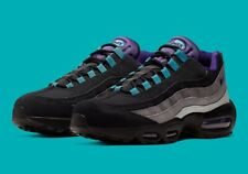 "Nike Air Max 95 LV8 ""Black Grape"" Mens Trainers UK 9 US 10 EU 44 AO2450-002"