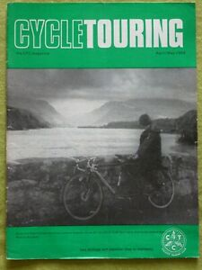 CYCLETOURING / APRIL MAY 1969 / SMILES AND SUPRISES / ISLE OF MAN MEANDERINGS