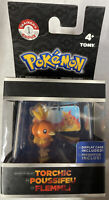 Pokemon TORCHIC Tomy Trainer's Choice 1 Figure In Dusolay Case Sealed Unopened