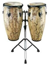 TYCOON PERCUSSION Instrument Supremo Select Willow 10 & 11 Inch CONGA DRUMS SET