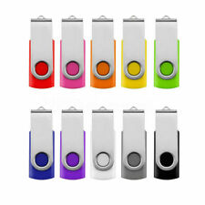 USB 2.0 Memory Stick Flash Thumb Pen Drive Data Storage 8/16/32/64/256/512GB LOT