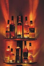 Whiskyregal, Whisky, Whiskey, Wandregal, Flaschenregal