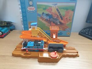 Sodor Quarry Loader Trackmaster Tomy Plarail Set, Thomas & Friends Tank Engine
