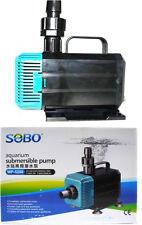 SOBO 5200 Submersible Pump | Flow Max: 3500 L/H, 75 watt, Height Max: 3 meters