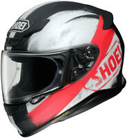 Shoei RF-1200 BRAWN TC-1 Red Helmet
