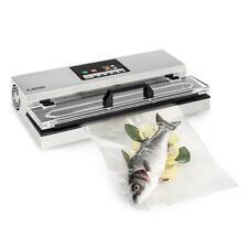 Food Vacuum Sealer Machine Storage 650w Stainless Steel Silver