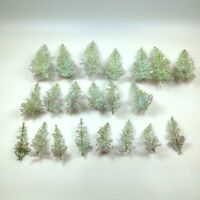 Department 56 Christmas Tree Lot 21 Sparkling Trees  Snow Village Holiday Fun