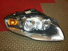 2006-2008 Passenger Right RH Headlight Assembly Audi A4 B7 2.0 Turbo OEM Quattro