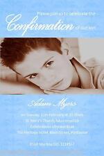 10 Personalised Photo Confirmation Invitations Design 1