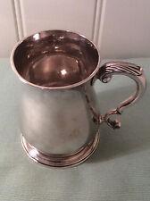 Antique Silver Mug George II Shaw & Priest 1758-59