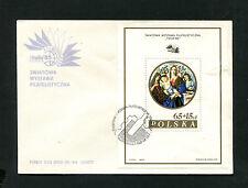 Polen - Block 96 FDC Italia 85  (EB-2)
