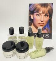 Vintage Aloepure Skincare Time Restore Firming Serum Lift Powder Activator