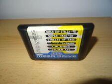 MEGA GAMES 6 - STREETS OF RAGE GOLDEN AXE ETC for SEGA MEGA DRIVE cartridge only