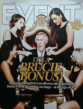 EVENT magazine ~ 19 April 2015 ~ Bruce Forsyth