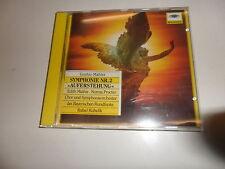 "CD Mahler: Symphony No. 2 ""Resurrection"""