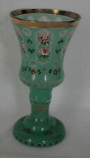alter Glasbecher Pokal Kelch
