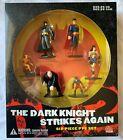 The Dark Knight Strikes Again Six-Piece PVC Set, New