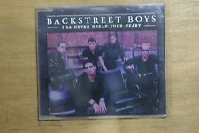 Backstreet Boys  ‎– I'll Never Break Your Heart    (C234)