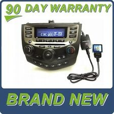 NEW HONDA Accord ACURA iPod iPhone adapter AUX Auxiliary for Radio CD Player