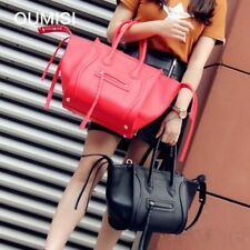 New Celine Mini Luggage Girls Leather Bag