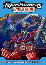 Transformers Cybertron: The Complete Series ALL Seasons 7-DVD!  NEW! USA R1