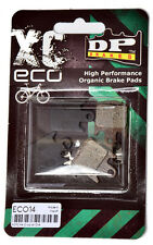 DP BRAKES XC Eco Bicycle Organic Brake Pads EC014 HOPE M4, Enduro4, DH4
