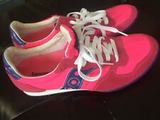 Saucony Pink/ Purple Sneakers Casual Tennis Skinny Jeans Shoes Women Size 9.5