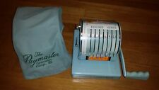 PAYMASTER Check writer (Antique business equipment)