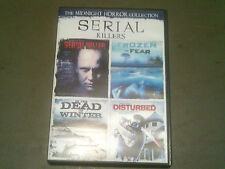 The Midnight Horror Collection Serial Killers USED DVD Frozen In Fear Disturbed