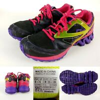 REEBOK ZIGKICK TRAIL 1.0 Womens RETRO 90s Purple Pink Trail Running Shoes Sz 8.5