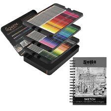 Jerrys Artarama Colored Pencils Set Back to School Supplies Bundle, Includes 72