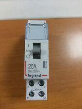 LEGRAND 412544 Contacteur puissance CX³ bobine 230V~ - 2P 250V~ - 25A
