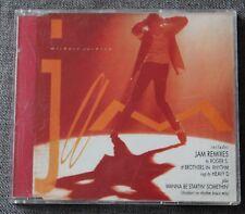 Michael Jackson, jam, Maxi CD