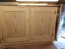 Real Wood Hand Made Kitchen Cabinets And Bespoke