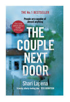 The Couple Next Door by Shari Lapena Paperback BRAND NEW BESTSELLER Mystery 2017